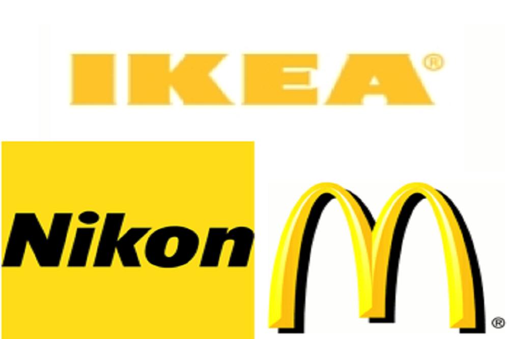Żółty - znaczenie kolorów w reklamie i marketingu