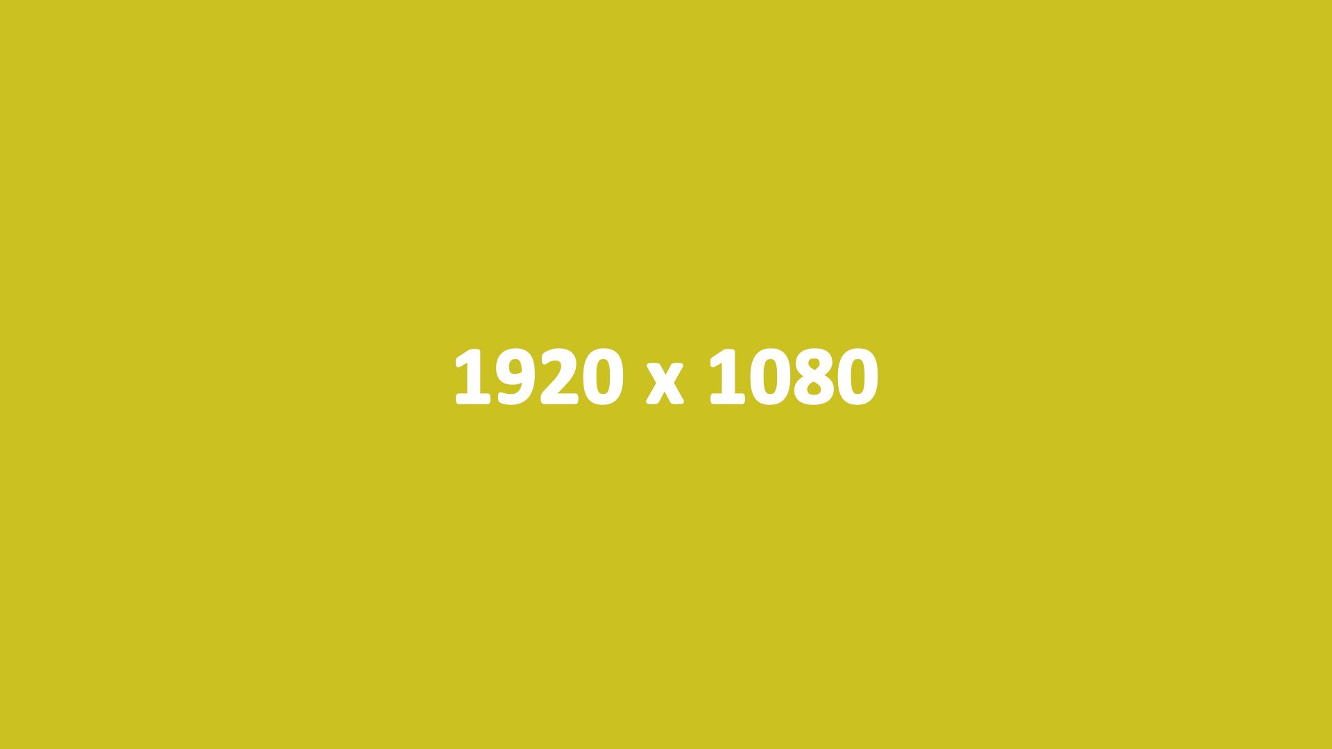 Wymiary grafik na Facebooku - 1920 x 1080