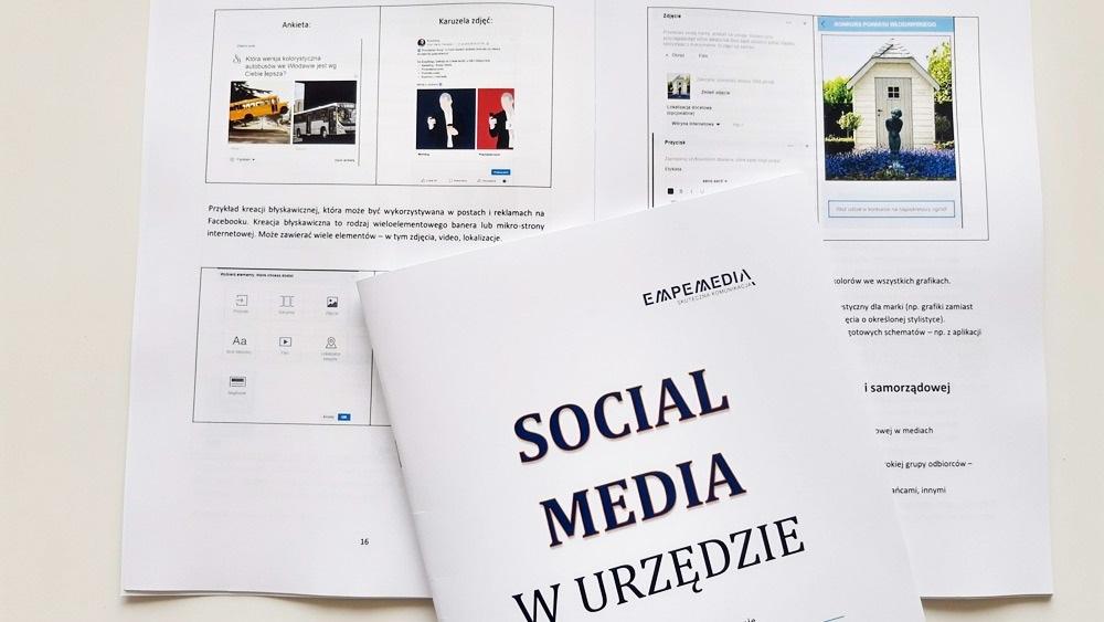 Media społecznościowe w urzedzie