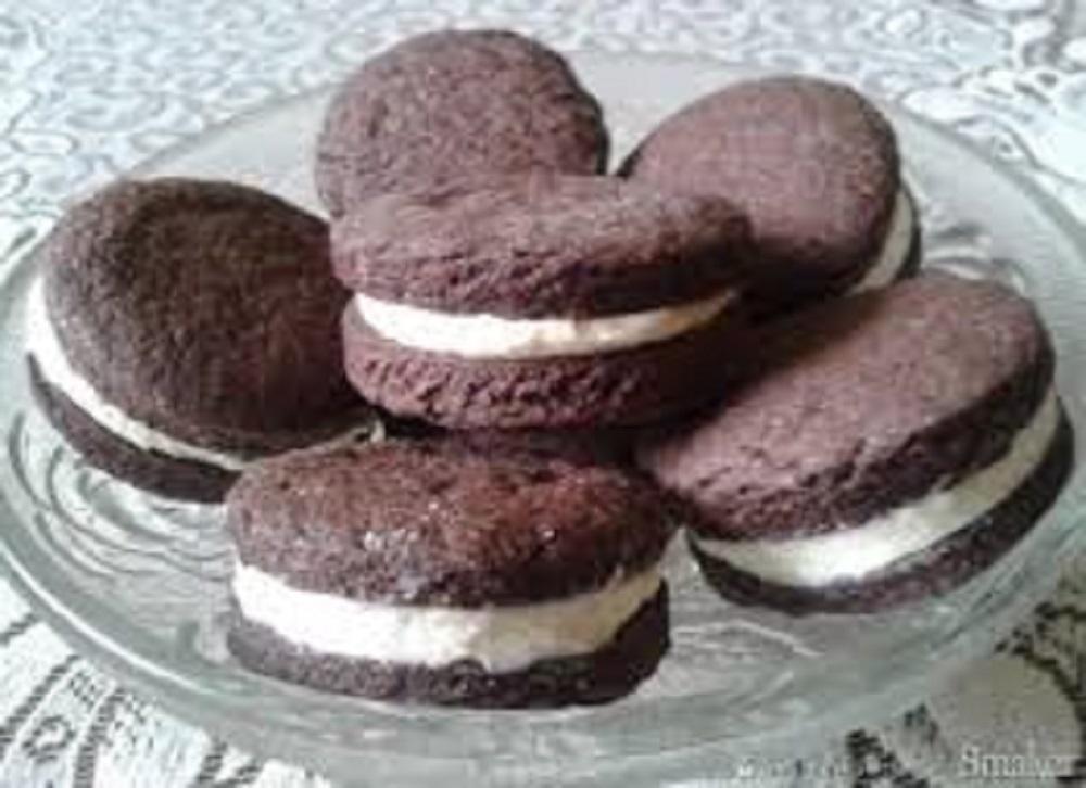 Miłość od pierwszego ciasteczka - Oreo